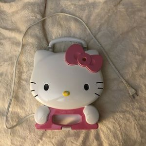Hello Kitty Waffler
